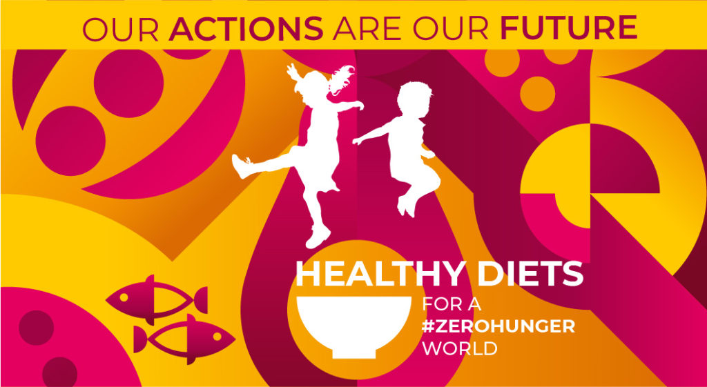 World Food Day - Our Actions are our Future
