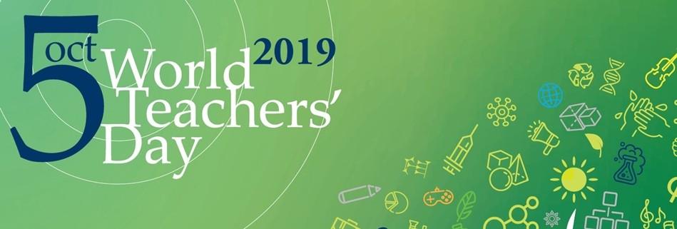 World Teachers' Day 2019